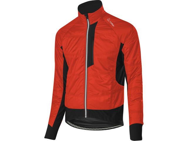 Löffler Pace Primaloft 60 Bike Jacket Men fiesta